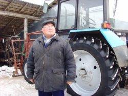 Баҙғыя фермерын ниҙәр борсой?